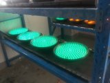 Semáforo de vehículo del LED con la lente clara