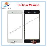 소니 Xperia M4 물 E2303 E2333 E2353 센서 유리제 렌즈 수치기 회의를 위한 셀룰라 전화 LCD 접촉 스크린