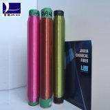 Monofilamento teñido droga 60d/1f de los hilados de polyester