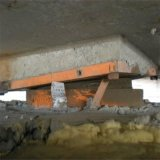 Het Dragen van de Isolatie van de Schok van de bouw voor Brug die in China wordt gemaakt