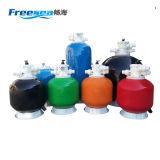 Matériel de filtre de sable de stationnement de l'eau