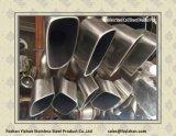 pipe de l'acier inoxydable 201 76.2*1.35 pour le système d'échappement modifié