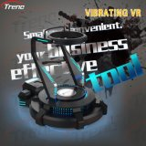 Caçoa o cinema de Virbrating 9d Vr do equipamento do simulador da realidade 9d virtual para a venda