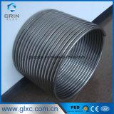 Beste Leverancier 304 van China van de Prijs de Gelaste Buis van de Pijp van de Rol van het Roestvrij staal Od9.5mm X Wt0.5mm voor Warmtewisselaar