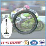 Motocicleta do butilo da fábrica 2.75-17 de China câmara de ar interna da melhor