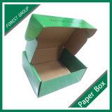 Het GolfVakje van het Document van kraftpapier voor Verpakking