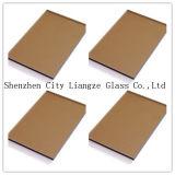 5m m Glass&Color teñido té de oro Glass&Painted de cristal para la decoración/el edificio