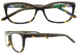 Рамки Handmade Eyeglasses Eyewear ацетата итальянских оптически