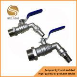 1/2 pulgada -2 pulgadas de válvula de agua de latón de la válvula (TB118-000)