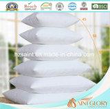 Kundenspezifisches Größen-Kissen-weißes Ente-Gans-Feder-Kissen