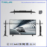 Poste TV de Dled de couleur d'écran de TFT LCD de FHD du prix concurrentiel 43 de ventes en gros «