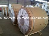 Bobina di alluminio ricoperta prima