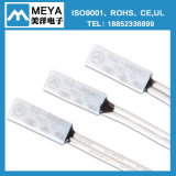 Baja temperatura tamaño pequeño con el interruptor termal del VDE de la UL RoHS