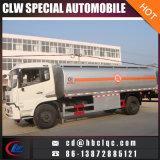 Brennstoffaufnahme-Becken-LKW-Öl-Lieferwagen der gute Qualitäts10mt 12mt