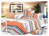 Conjunto de cama de tecido de poliéster 100%