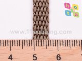 Correa de nylon de 7 mm para productos de correa de mascotas o tirador de cremallera