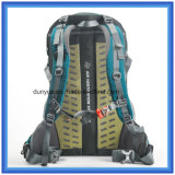 Customized Waterproof Hiking Backpack Bag, Polyester Nylon Climbing Backpack, Camping Outdoor Sports Travel Backpack