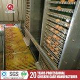 販売のための電流を通された層の鶏のケージ