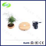 Alta tecnología Maglev Rotary Levitating Bluetooth Bonsai altavoz