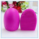 Escova mais limpa cosmética barata de escovas do líquido de limpeza de escova da composição do silicone