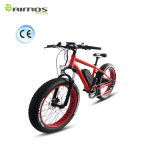 Vélo de montagne électrique de gros pneu de pouce 500W d'Aimos 26
