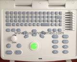 Escáner portátil de ultrasonido digital con Ysd1200 dos transductores CE aprobado