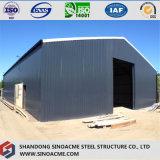 El bastidor de acero prefabricados Sinoacme almacén de estructura metálica