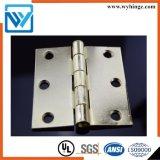 Dobradiça de porta da extremidade do molde de 3 polegadas com certificado do UL