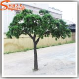China Factory Direct Fake Plastic Trees pino artificial grandes
