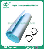 Циновка йоги Earthing изготовленный на заказ циновок йоги Eco ЕВА печати мягкая Non-Slip
