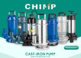 0.5HP autoguident l'élément submersible de l'eau (QDX1.5-16-0.37)