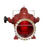 Ots 시리즈 축 균열 소용돌이 모양 케이싱 바다 기업 원심 펌프