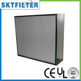 Высокотемпературный упорный фильтр HEPA