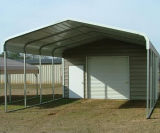 Struttura d'acciaio Finished dissipante liberata di memoria del negozio della struttura d'acciaio, tettoia della struttura d'acciaio dell'azienda avicola