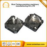 L'alta qualità di alluminio la parte della pressofusione con lavorare di CNC