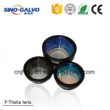 Lente de varredura F-Theta e lente de campo com laser a laser de CO2