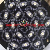 18 * Rgbwy 5 en 1 LED PAR Stage Light
