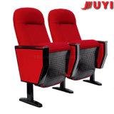 Jy-605m marca VIP tapizado de interiores 3D Precio barato piscina plegable de plástico usadas Padeed Teatro Auditorio de metal muebles silla