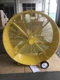 Tipo axial ventilador del ventilador de la alta velocidad para la fábrica industrial, taller, almacén