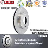 ISO/Ts 16949 표준 승용차 브레이크는 자동 디스크 격판덮개를 분해한다