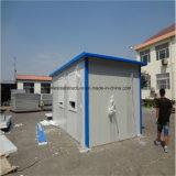 Preiswertes vorfabriziertes Haus mit thermischem Isoliersandwichwand-Panel