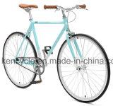 700c 최신 판매 싼 단 하나 속도 조정 기어 자전거는 Sy-Fx70011를 자전거를 탄다
