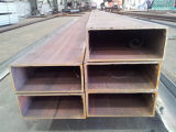 El tubo de cuerpos huecos cuadrados Shs tubo rectangular rhs