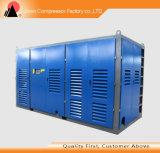 Compresor de aire variable del tornillo de aire del mecanismo impulsor de la frecuencia del petróleo