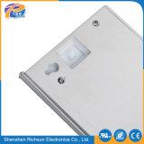 IP65 E27 de la galvanoplastie aluminium mur de LED LED de plein air lumière solaire