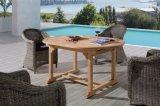 Patio esterno Malaga di vimini/Dorado del rattan che pranza la mobilia stabilita del giardino (J638)