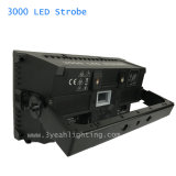 Estroboscópico ligero de la etapa DMX 3000 LED