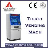 Venda de bilhetes e autenticação de portas de barreira integrada para acesso pago