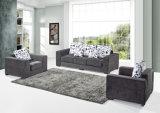 1+2+3 Gewebe-Sofa (BY232B)