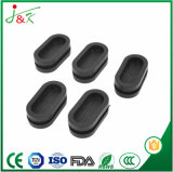 Schwarze NBR/EPDM/Silicone Gummitülle des China-Herstellers